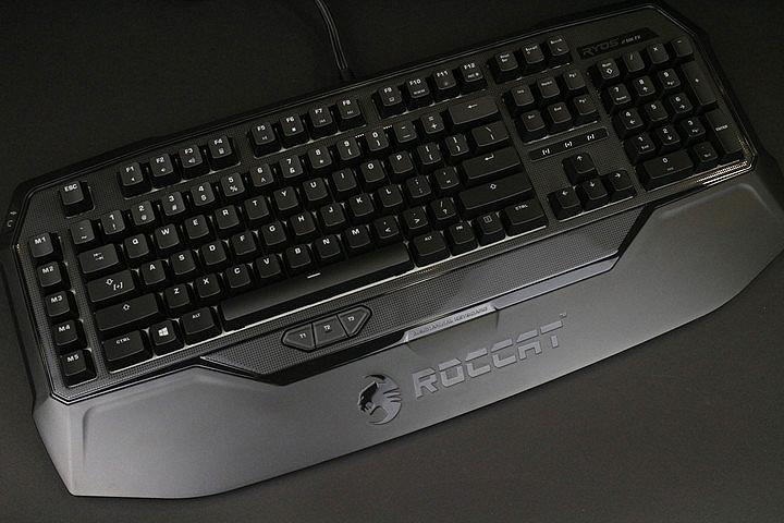 终于等到你 冰豹Ryos MK FX RGB机械键盘评测