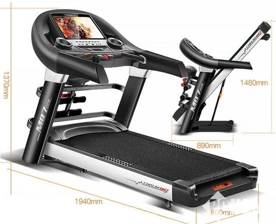 什么牌子的跑步机好,家用跑步机多少钱一台?_