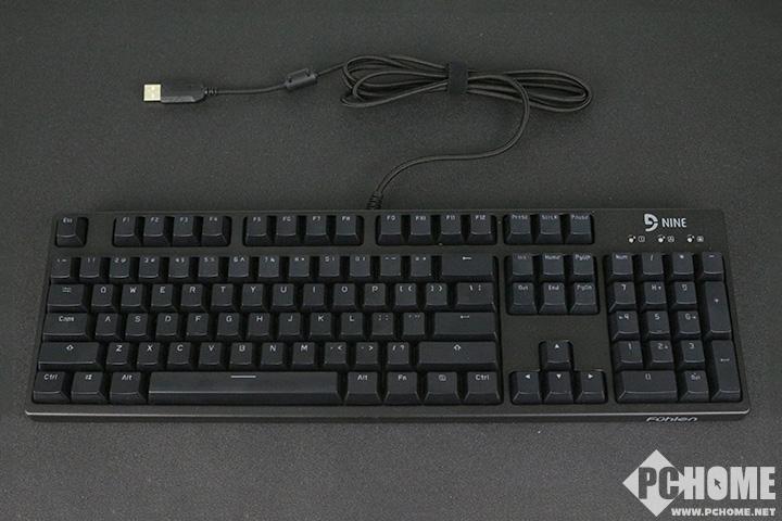 卷土重来 富勒G900复刻版机械键盘评测