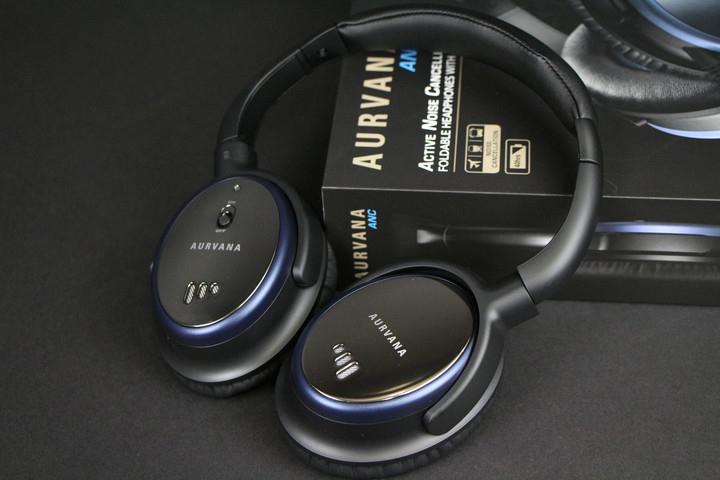 轻巧而强大 创新AURVANA ANC降噪耳机热卖