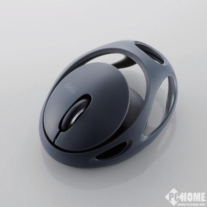 为纪念创社30周年 Elecom将推出仅30g的鸡蛋形小鼠标