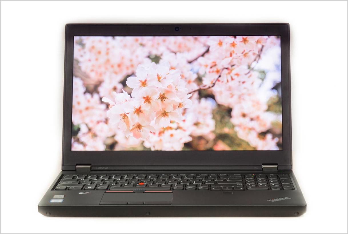 图·赏——高性能、易用的移动工作站ThinkPad P50