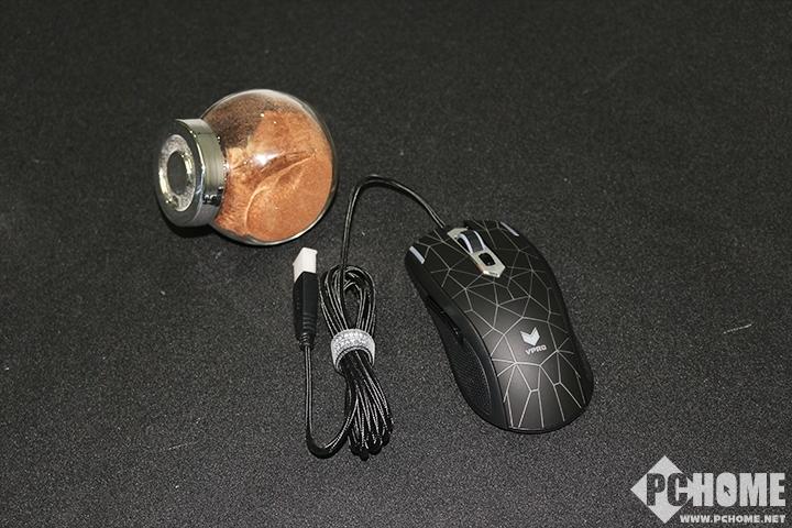 全新引擎炫彩上演 雷柏V26S光学鼠标评测