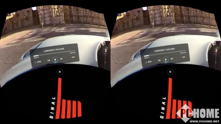 视频可以进行画面大小,边框形状,分辨率,播放快慢的调节.