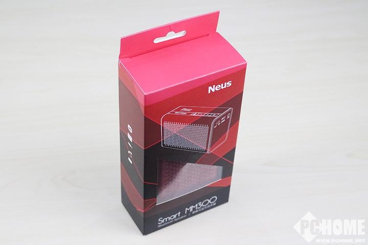 实惠学生机 Neus Smart MM300蓝牙音箱评测