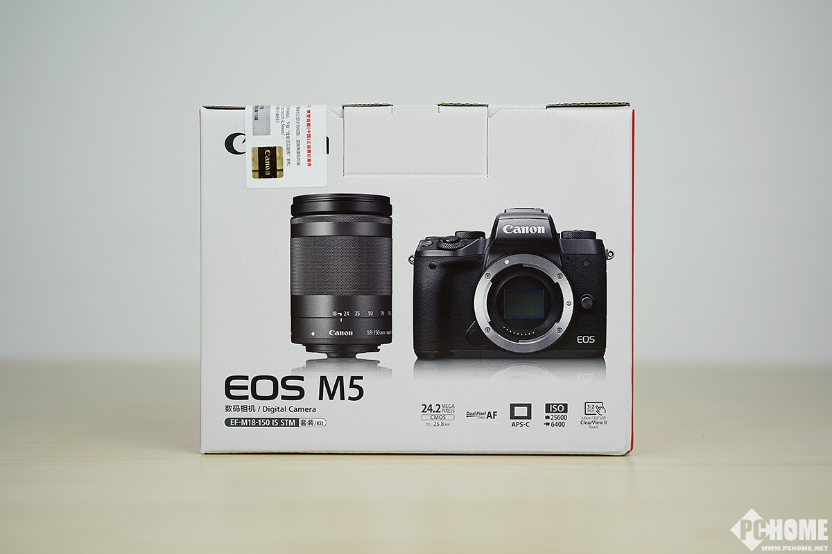 论对焦不是针对谁 佳能EOS M5无反评测