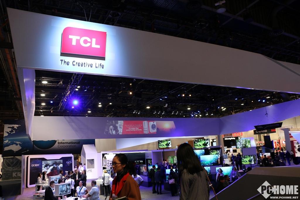 2017 CES TCL全线智能出击 移动大屏受北美市场关注