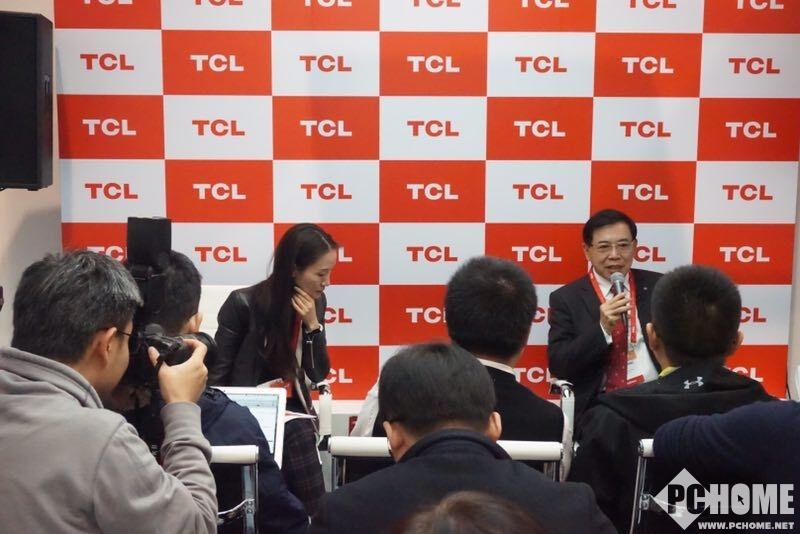 CES 2017专访TCL董事长李东升