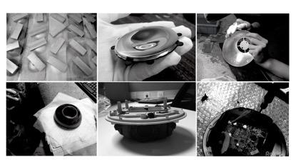 斩两项CES17大奖 Rokid在美发布智能机器人月石