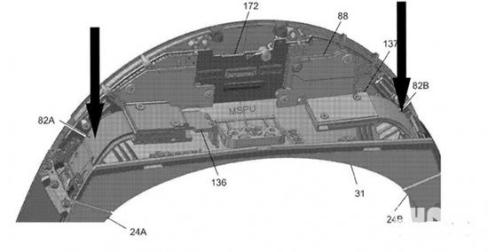 HoloLens MR头显 专利显示全新散热专利