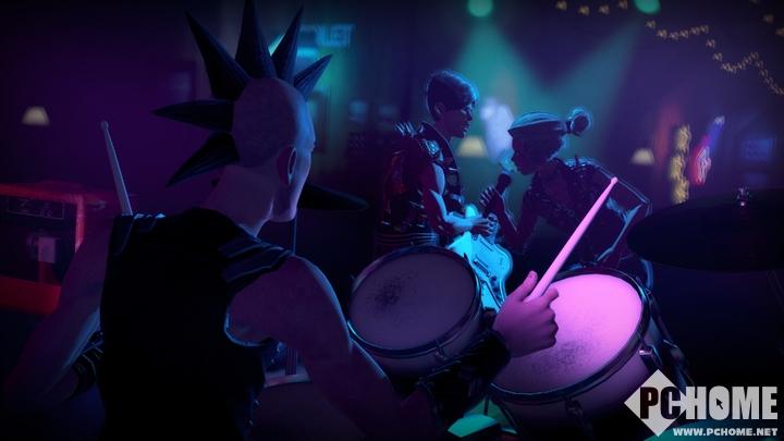 Rock Band VR摇滚音乐3月上市发售_新闻_电