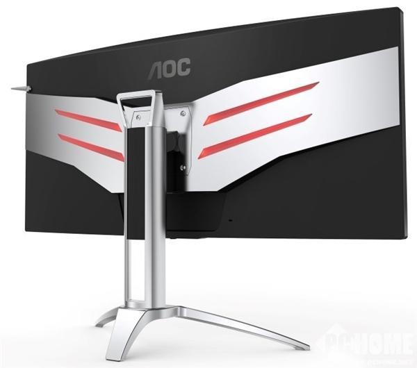 200Hz刷新率 冠捷AGON AG35QCX曲面电竞显示器开售