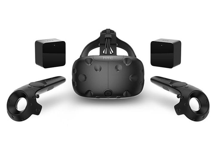 真实与虚拟并存 HTC Vive VR虚拟现实头盔好评如潮
