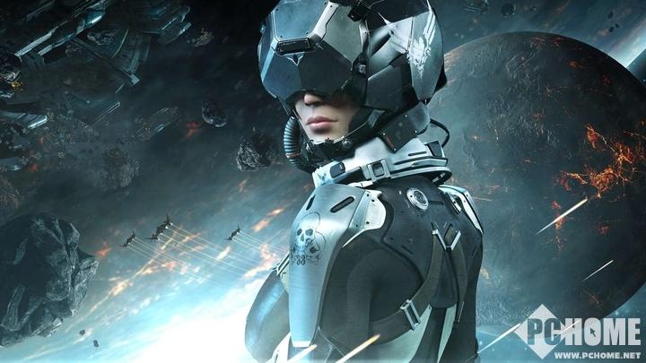 """VR游戏EVE:瓦尔基里推出""""虫洞""""更新"""