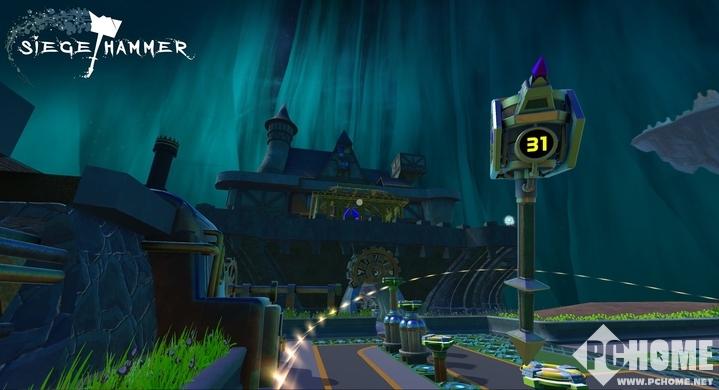 《攻城锤》移动VR版建立家庭氛围游戏