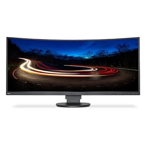 2月将上市 NEC将推出了其首款曲面显示器