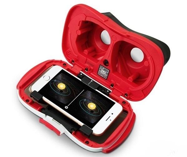 首款支持iPhone的VR头显被苹果下架