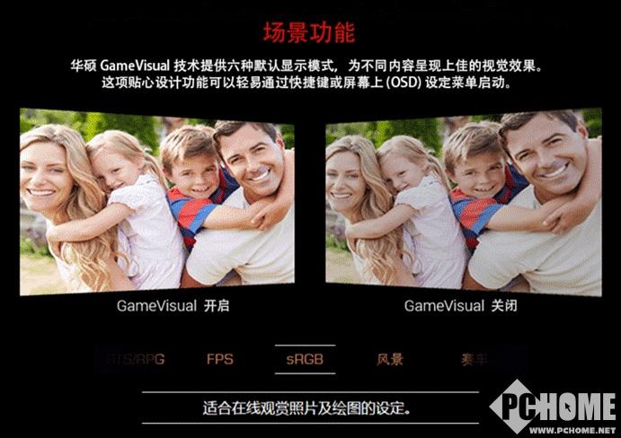 只为超越 华硕PG258Q电竞显示器京东开启预售