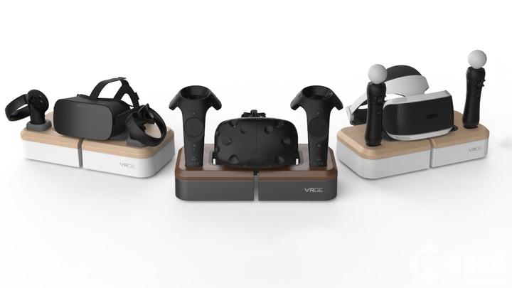 VR收纳盒VR Dock Kickstarter众筹成功