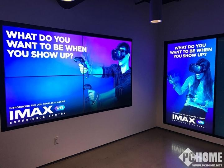 IMAX首家VR影院坐落洛杉矶票价7美元起