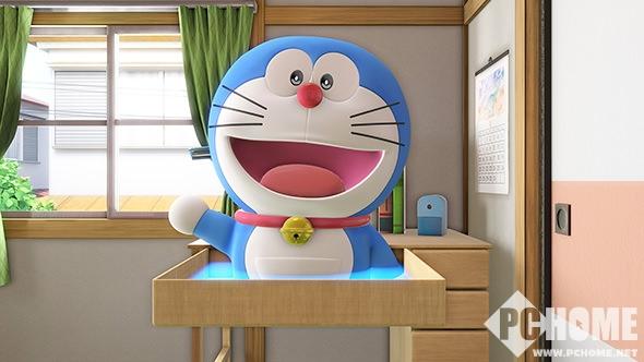 VR游戏哆啦A梦《任意门》将支持HTC Vive