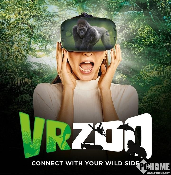 迪拜动物园用VR让人们体验到动物保育的重要性