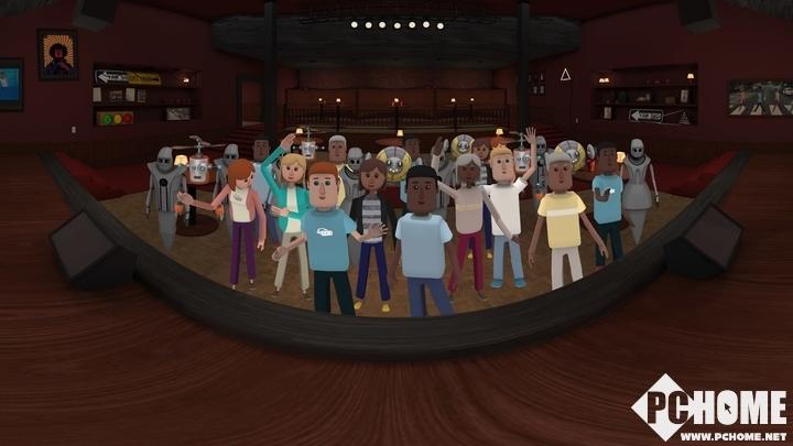 VR社交平台AltspaceVR即将登陆Daydream