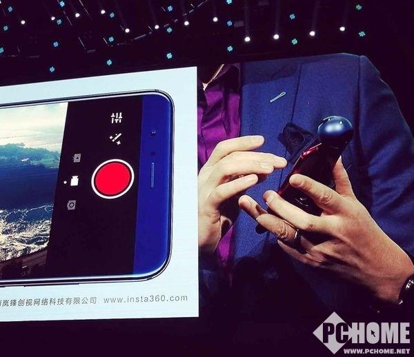 华为推出VR摄像头 支持3K视频拍摄