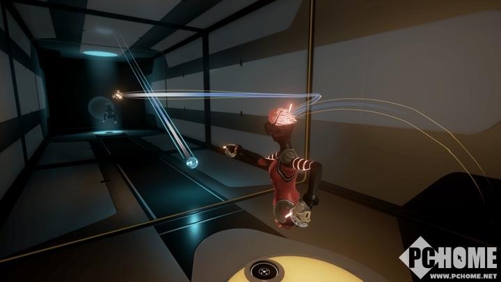 CCP公布VR游戏《Sparc》支持多人体育比赛