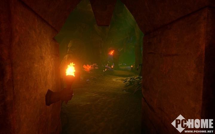 国产西方魔幻VR游戏《屠戮:编年史》下月上市