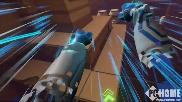 Survios公布VR体育游戏《Sprint Vector》