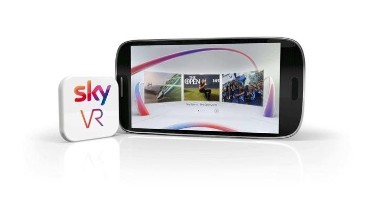 英国天视台与谷歌合作 为VR平台添加360度视频