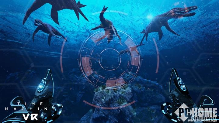新版VR游戏《VR时光机》将支持动作追踪
