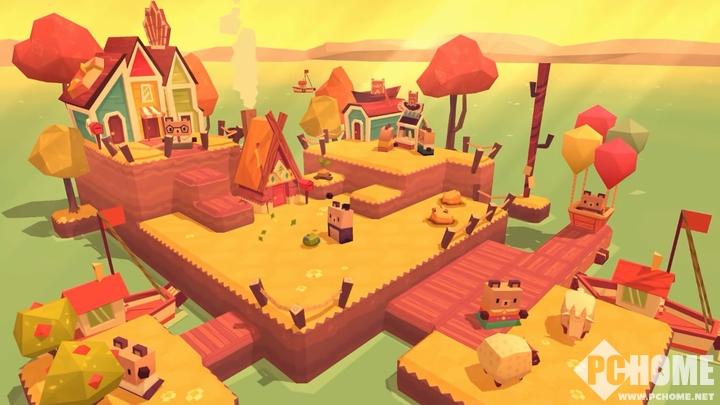 VR游戏《方块熊》发布预告Daydream独占