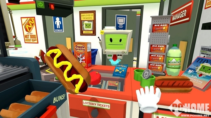 《Job Simulator》获得GDC最佳VR/AR大奖