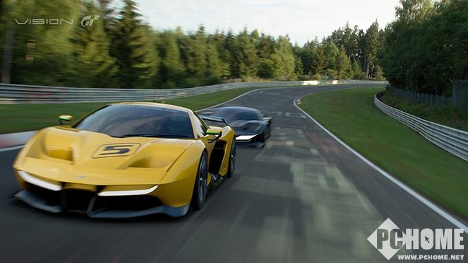 VR跳票王游戏《GT Sport》公布最新加盟跑车