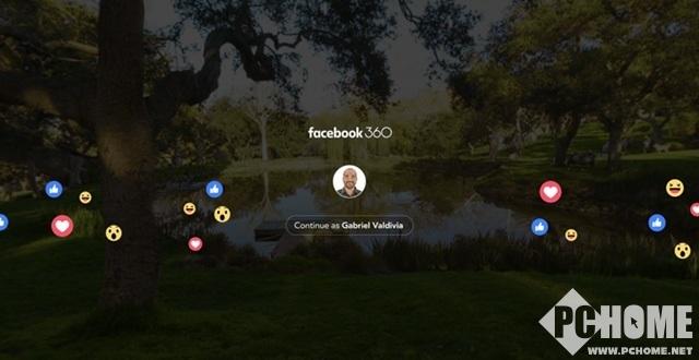 Facebook推出首款Facebook360 VR应用