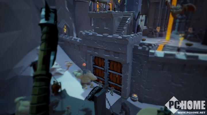 VR塔防游戏《维京之怒》4月28日开战