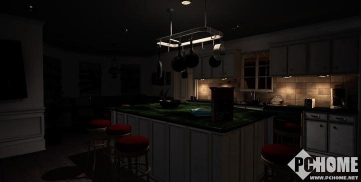 《鬼影实录》后天上市登陆三大VR平台