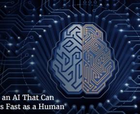 谷歌正打造超速AI 学习效率提升堪比