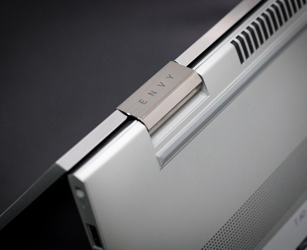 图·鉴——全金属360°翻转 惠普全新ENVY x360开箱