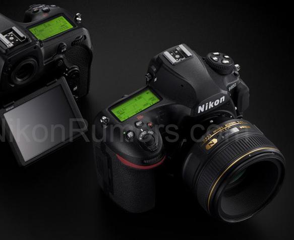 尼康D850真机图曝光 带来4K与翻折屏