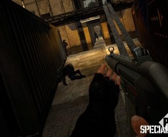只支持多人游戏的《特种部队VR》公布Steam发行日期