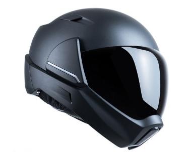 初创公司CrossHelmet带来AR头盔为骑行提高安全