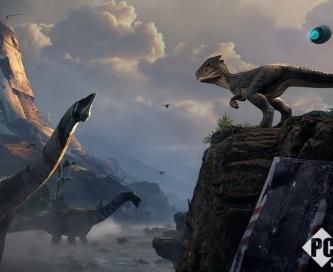 Crytek推出支持HTC Vive的《Robinson: The Journey》版本