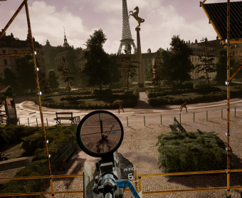 恐怖VR游戏《Killing Floor: Incursion》即将在HTC Vive推出新版本