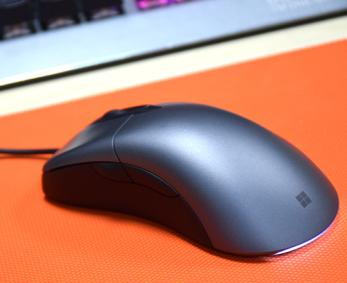 一切从使用舒适出发 微软IE3.0蓝影增强版鼠标深度评测