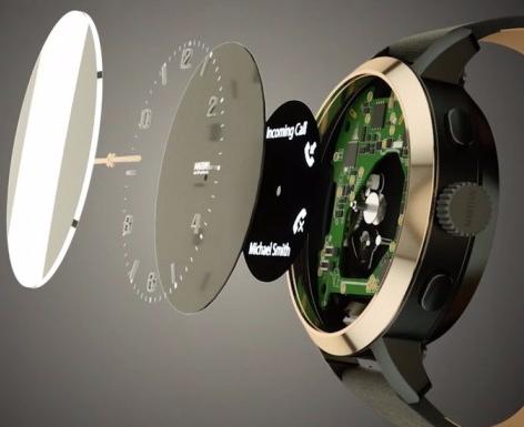 传统与智能的完美结合 mVoice G2智能手表发布