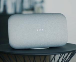 谷歌智能音箱Google Home Max下月开售
