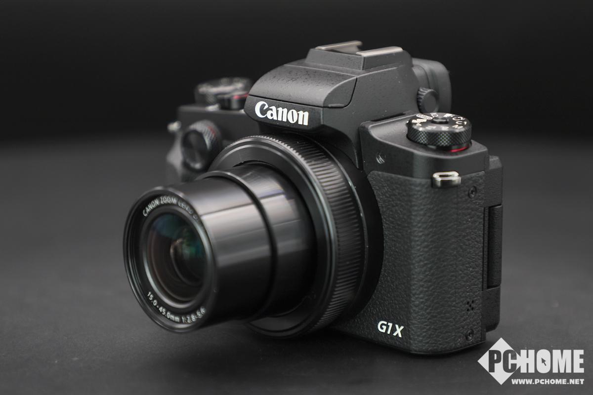 专业选择 佳能PowerShot G1 X Mark III开箱_电